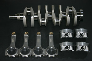 Maruha 2 1 L Stroker Kit for MIATA 1 8 BP Engine